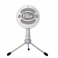 Blue Microphones Snowball iCE - Micrófono de condensador